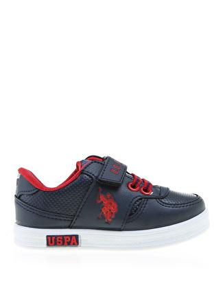 U.S Polo Assn. Lacivert Yürüyüş Ayakkabısı