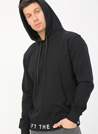 Loft Siyah Sweatshirt