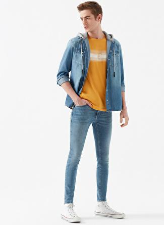 Mavi 001030-31271 Bro-Shaded Comfort Denim Pantolon