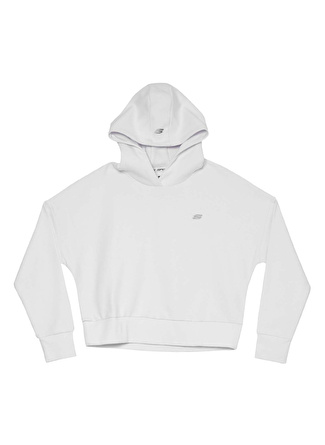 Skechers Beyaz Sweatshirt