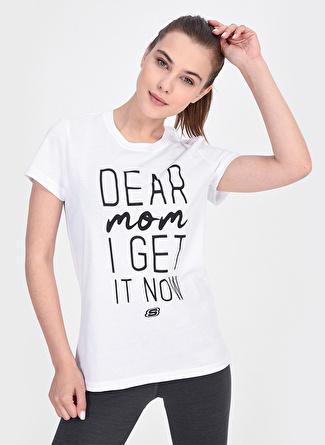 Skechers s201257-100 's W Dear Mom T-Shirt
