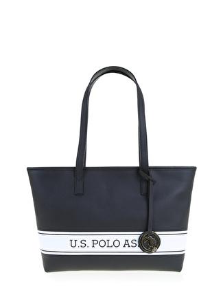 U.S Polo Assn. Siyah El Çantası