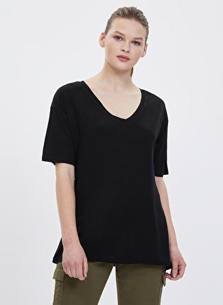 Loft LF 2023149 Black T-Shirt