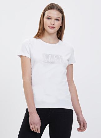 Loft LF 2023622 White T-Shirt
