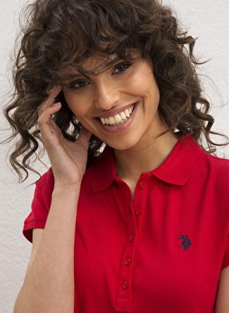 U.S Polo Assn. Kırmızı T-Shirt