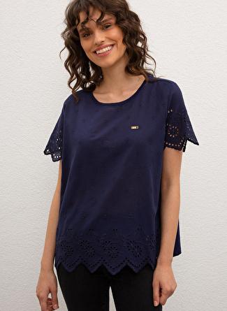 U.S Polo Assn. Lacivert T-Shirt