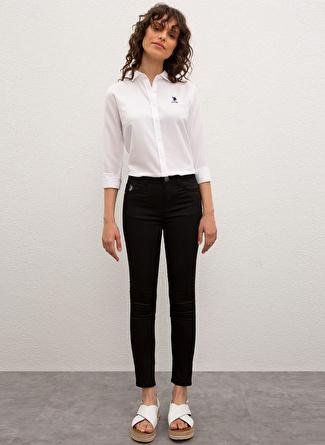 U.S Polo Assn. Siyah Pantolon