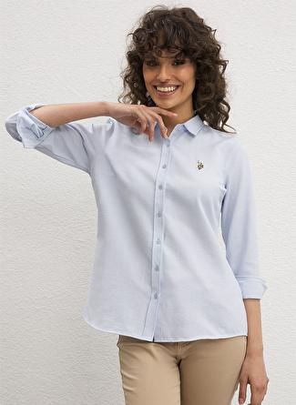 U.S Polo Assn. Mavi Gömlek