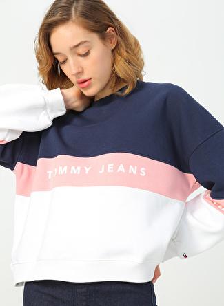 TOMMY JEANS Tjw Modern Logo Sweatshirt Sweatshirt
