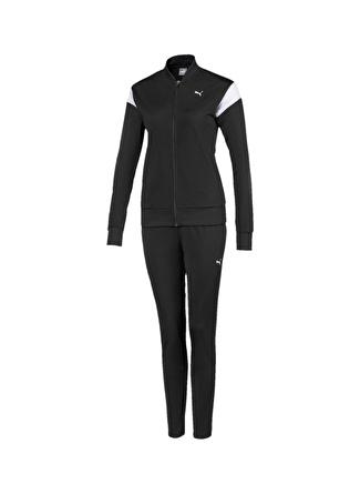 Puma 58256501 Classic Tricot Suit Op Black Eşofman Takımı