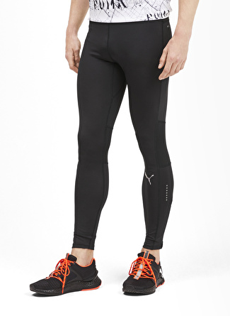Puma 51841101 Ignite Long Tight Black Tayt