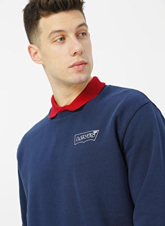 Levi's 19492-0087 Graphic Crew Swtshirt G Sweatshirt