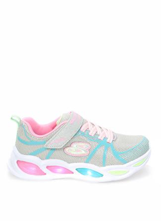 Skechers 302042L GYMT Shimmer Beams Sporty Glow Kız Çocuk Yürüyüş Ayakkabısı