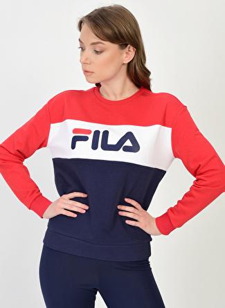 Vero Moda Fila Leah Crew Kadın Sweatshirt