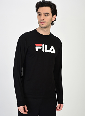 YAS Fila Classic Pure Long Sleeve T-Shirt