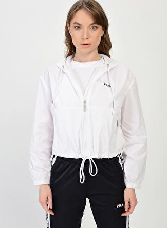 Fila Earlene Woven Jacket Kadın Mont