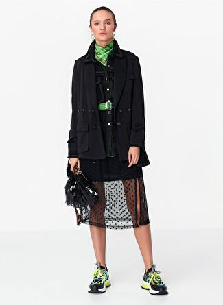 Twist Siyah Ceket
