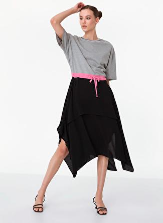 Twist Gri Elbise