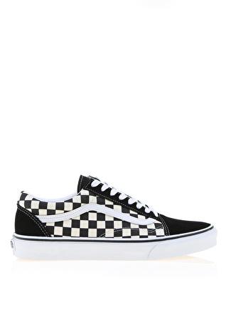 Vans VN0A38G1P0S1 Ua Old Skool Siyah-Beyaz Lifestyle Ayakkabı