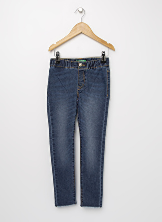 Benetton Denim Denim Pantolon