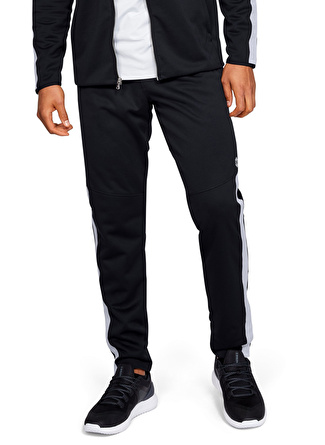 Under Armour 1344136-002 Athlete Recovery Knit Warm Up Bottom-Blk Erkek EşofmanAltı