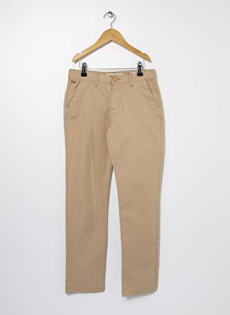 U.S Polo Assn. Kum Erkek Çocuk Chıno Pantolon