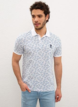 U.S Polo Assn. Slim Fit Erkek T-Shirt