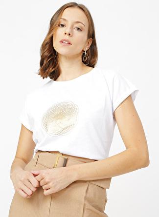 Fabrika Comfort Beyaz T-Shirt