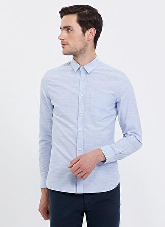 Loft Mavi Gömlek