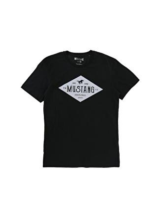 Mustang Original Baskılı Erkek T-Shirt