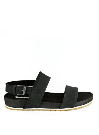 Timberland TB0A2AT90011 Malibu Waves 2Band Sandal Siyah Sandalet