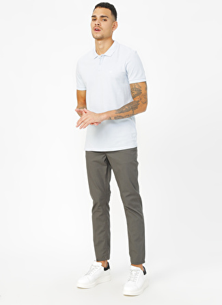 Lee Cooper Jagger Nd 4 Haki Chino Pantolon