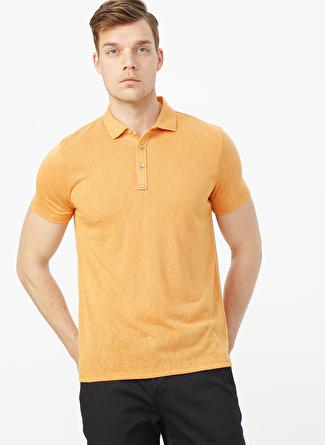 Altinyildiz Classic Koyu Sarı T-Shirt