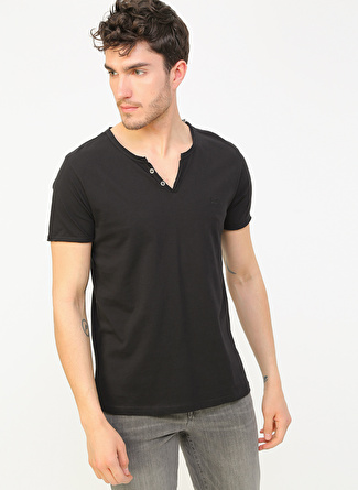 Lee Cooper Siyah T-Shirt