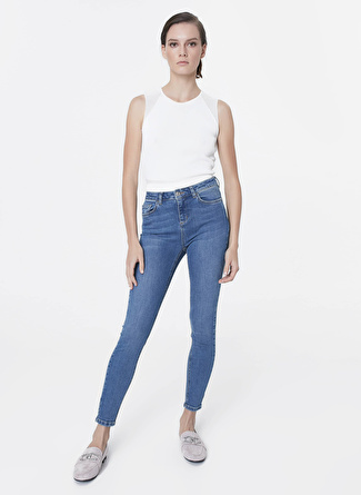 İpekyol Skinny Fit Denim Pantolon
