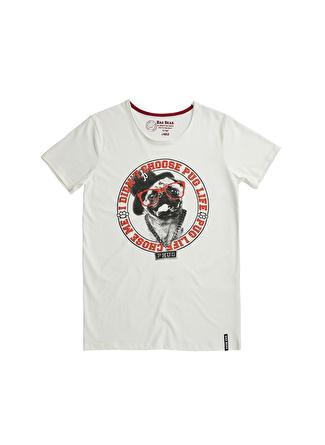 BAD BEAR Pug Life Tee T-Shirt