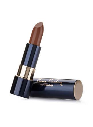 Pierre Cardin Matte Rouge Mat Ruj - Milk Chocolate