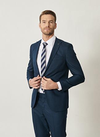 Altinyildiz Classic Lacivert Takım Elbise