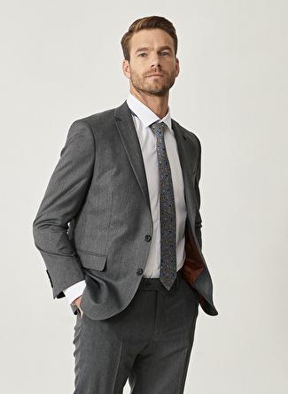 Altinyildiz Classic Gri Takım Elbise