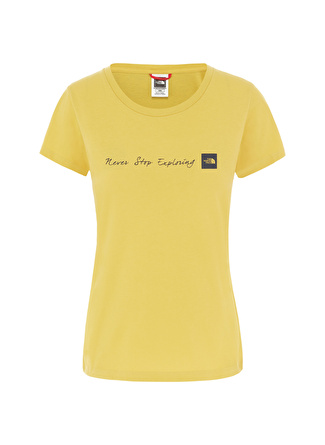 The North Face NF00A6PRZBJ1 W S/S Never Stop Exploring T-Shirt
