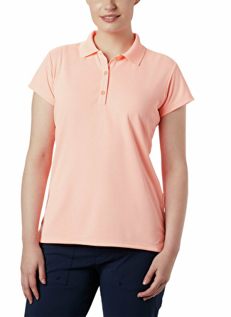 Columbia FL6087 Innisfree Ss Polo T-Shirt