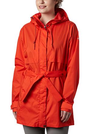 Columbia WL0164 Pardon My Trench Rain Jacket Yağmurluk