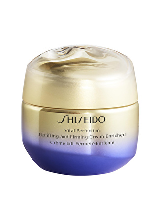 Shiseido Vital Perfection Uplifting AndFirming Cream Enriched 50 ml Nemlendirici