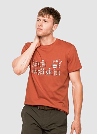 Jack Wolfskin 1806971-3034 Logo Ocean T M T-Shirt