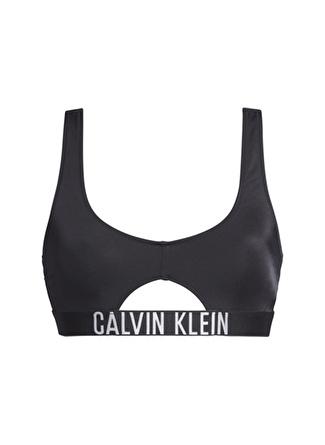 Calvin Klein Siyah Bikini Üst