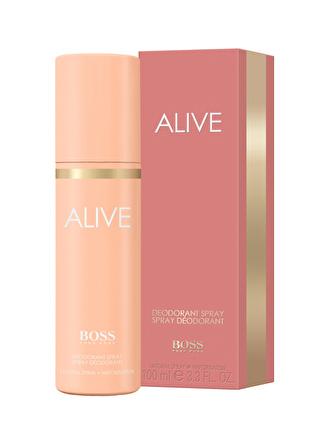 Hugo Boss Alive Edp Deo Spray 100 ml Kadın Deodorant
