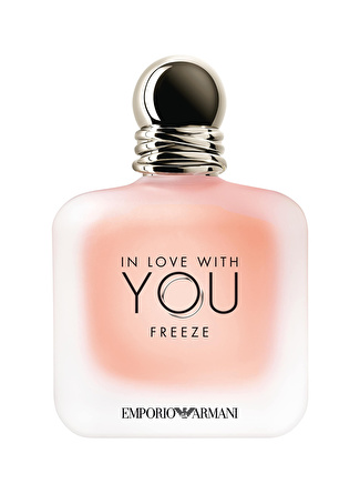 Armani In Love With You Freeze Edp 100 ml Kadın Parfüm