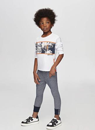 Nebbati Lacivert Erkek Çocuk Pantolon