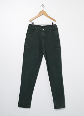 Nebbati B&G Yeşil Erkek Çocuk Pantolon