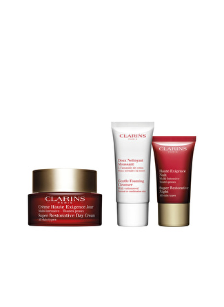 Clarins Super Restorative Starter Set